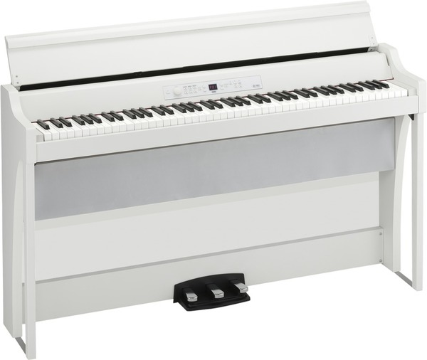 Korg G1 Air (White) Digital Upright Piano