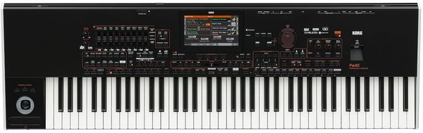 Korg Pa4X International Professional Arranger (76 keys)