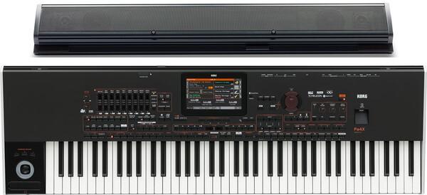 Korg Pa4X Oriental Bundle Professional Arranger (76 keys - incl  PaAS  speaker system)