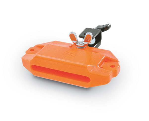Latin Percussion LP1204 (Orange) Single Jam Blocks
