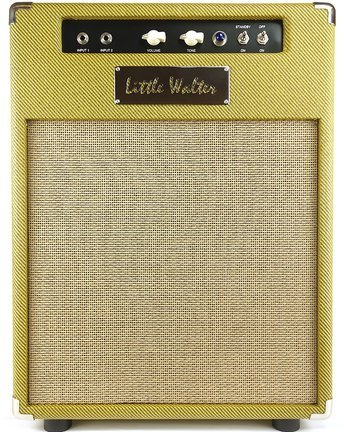 Little Walter Super 50 Watt Combo Tweed