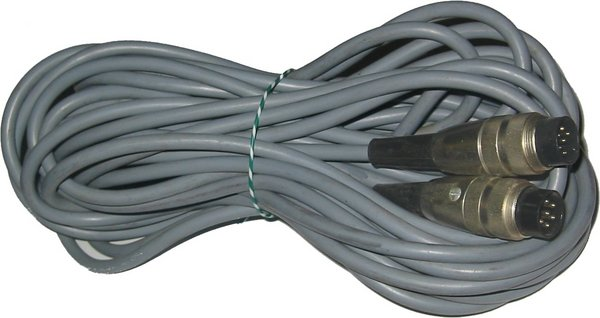 133934 Cables for External Power Supplies