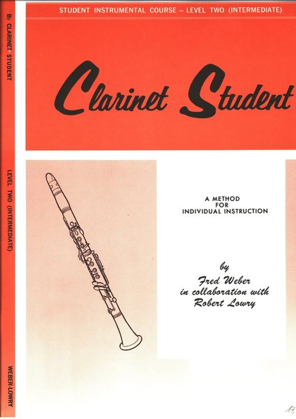 Clarinet Student Textbooks for Clarinet