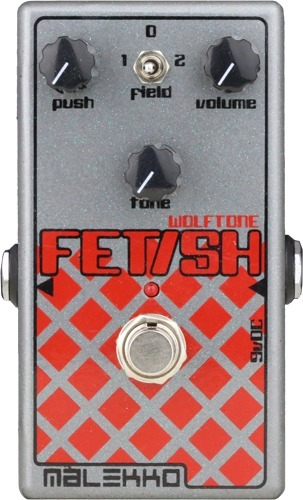 Malekko Fetish MK II Wolftone Fetish MK II Distortion Pedals