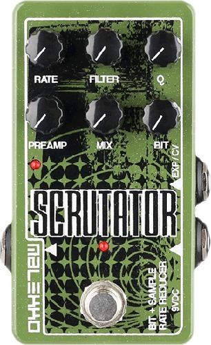 Malekko Scrutator Distortion Pedals