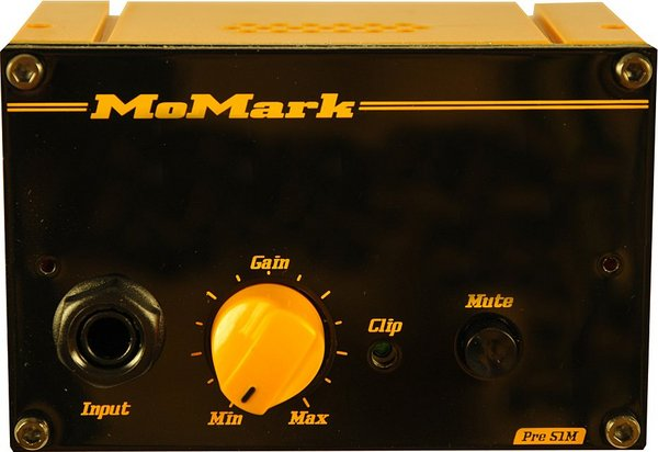Markbass S1M Solid State (Mute Switch) Preamp Modules