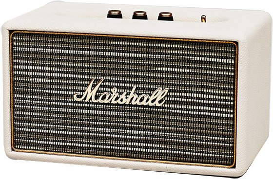 Marshall Acton Portable Speaker (cream) Portable Speakers & Docks