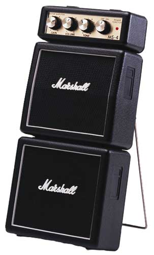 Marshall MS4 (Black) Stative Pentru Mini-Amplificator