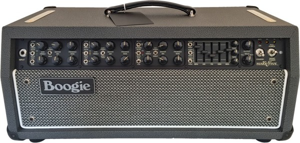 Mesa Boogie Mark V Head (Custom Finish Slate/Gray) Glave za Gitarska Pojačala