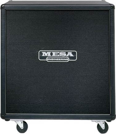 "Mesa Boogie Rectifier Cabinet Traditional Stiletto Straight (4x12) 4x12"" Guitar Speaker Cabinets"