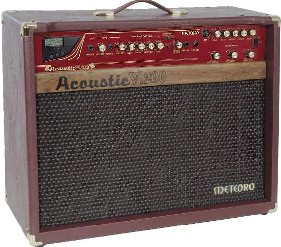 Meteoro Acoustic V200 B-Stock Acoustic Guitar Amplifiers