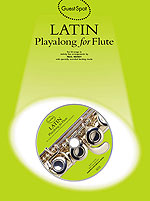 Music Sales Latin / Guest Spot Songbooks for Flute