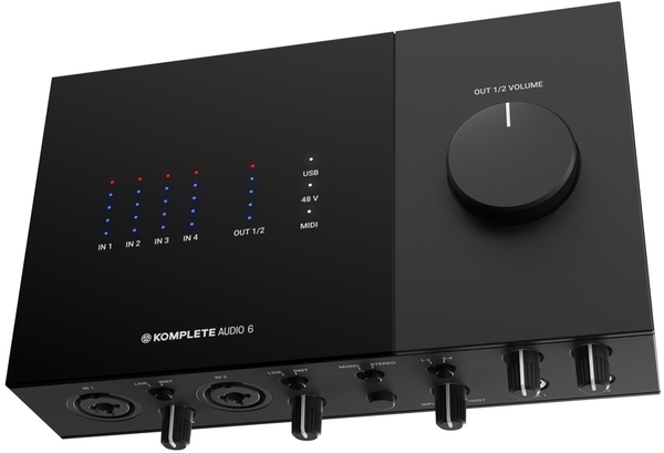 Native Instruments Komplete Audio 6 MKII USB Interfaces