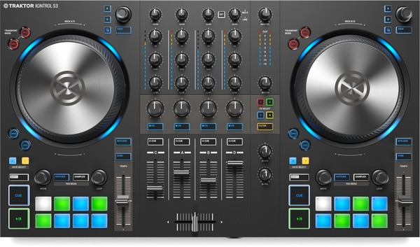 Native Instruments Traktor Kontrol S3 DJ USB Kontroleri