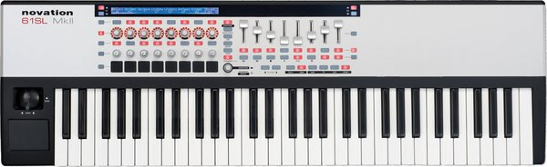 Novation ReMOTE 61 SL MkII Masterkeyboard bis 61 Tasten