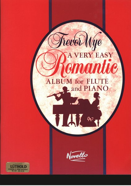 Novello Very easy Romantic Album Songbooks for Flute