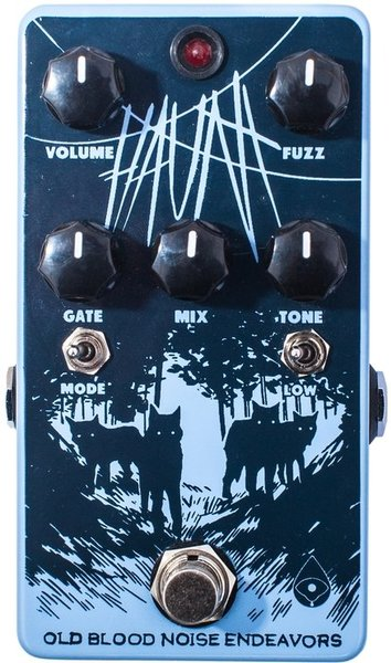 Old Blood Noise Endeavors Haunt Distortion Pedals