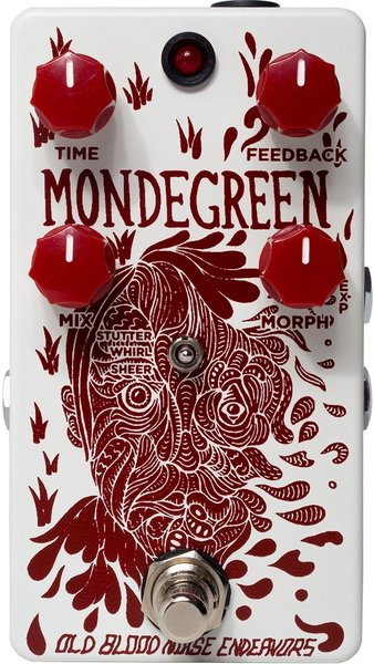 Old Blood Noise Endeavors MondeGreen Delay