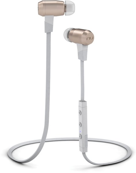 Optoma NuForce BE6i Bluetooth In-Ear Earphones (gold) Căști pentru Dispozitive Mobile