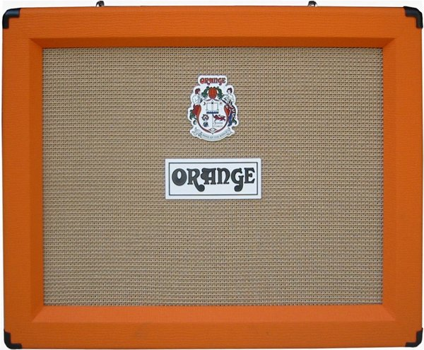 Orange Custom AD50 Combo