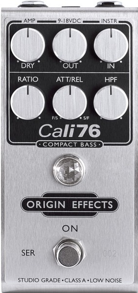 Origin Effects Cali76-CB Compact Bass