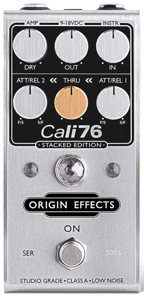 Origin Effects Cali76 Stacked Edition