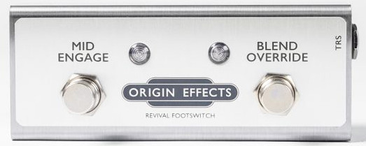 Origin Effects Revival Footswitch