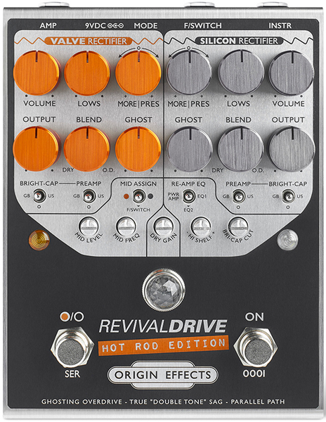 Origin Effects RevivalDRIVE Hot Rod Standard