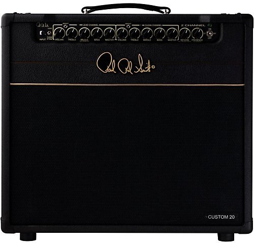PRS 2-Channel Custom 50 1x12' Combo (charcoal maple fascia) Tube Combo Guitar Amplifiers
