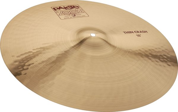 Paiste 16' 2002 Thin Crash