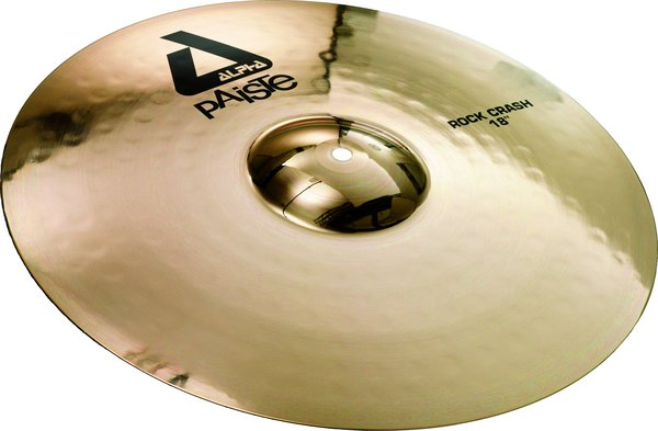 Paiste 16' Alpha Brilliant Crash Rock