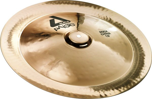 Paiste 18' Alpha Brilliant Rock China