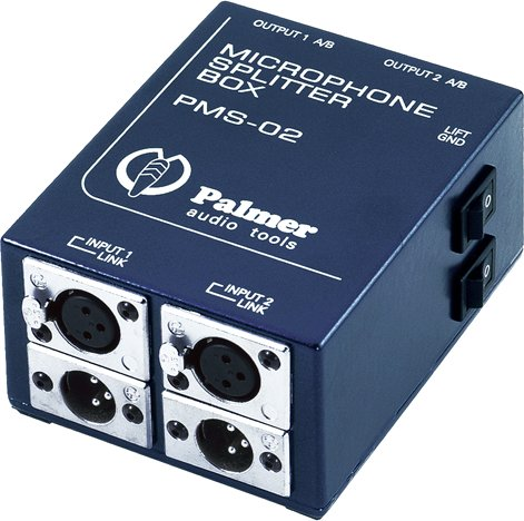 Palmer PMS02 Signal Splitters/Combiners