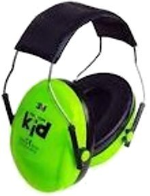 Peltor Kid H51OAK-442-GB (Green) Over-Ear Earmuffs
