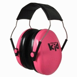 Peltor Kid H51OAK (Pink) Over-Ear Earmuffs