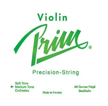 Prim G Medium /Green Single G-Strings for 4/4 Violin