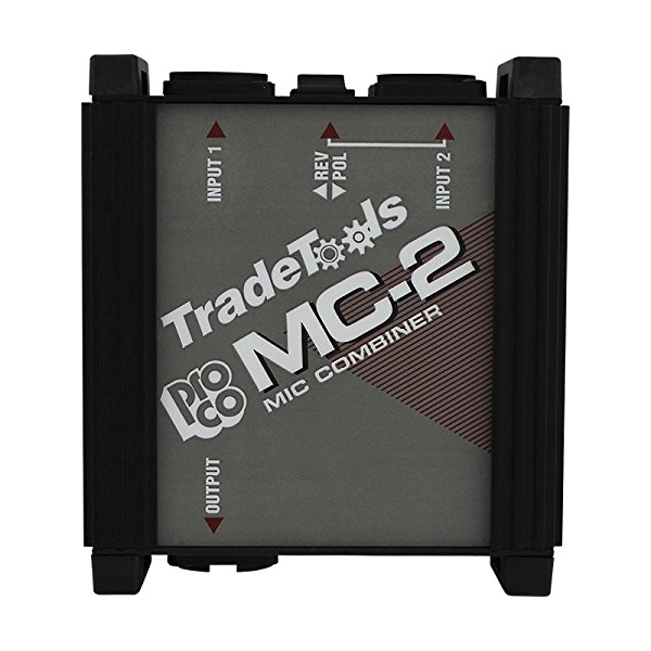 ProCo MC2 Microphone Combining Box Signal Splitters/Combiners