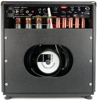 Red Plate Amps Black Magic