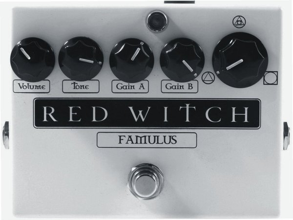 Red Witch Famulus Distortion Pedals