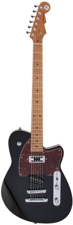 Reverend Guitars Buckshot B-Stock (midnight black)