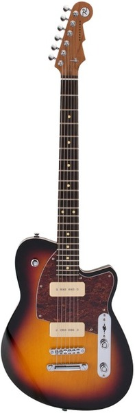 Reverend Guitars Charger 290 (3-tone burst) Alternative Design Guitars