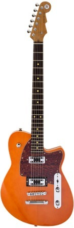 Reverend Guitars Flatroc (rock orange) Alternative Design Guitars