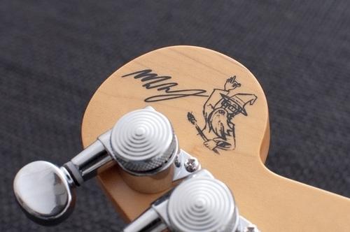 Reverend Guitars Matt West (midnight black) - MusiX CH