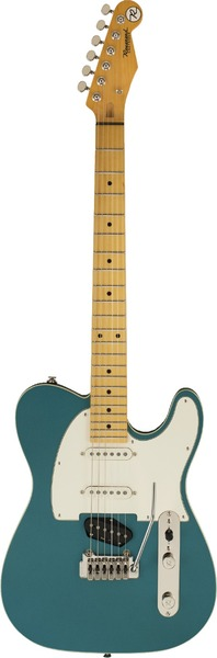 Reverend Guitars Pete Anderson Eastsider S MN (satin deep sea blue)