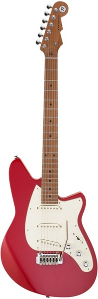 Reverend Guitars Six Gun (party red) E-Gitarre ST-Modelle