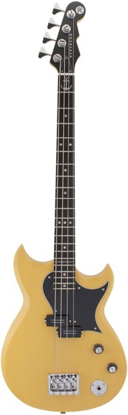 Reverend Guitars Watt Mike Watt Signature / Wattplower (satin yellow) Short-scale Electric Basses