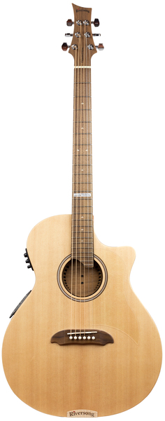 Riversong TRAD CDN P SE GA Occidental guitarra con cutaway con la recogida