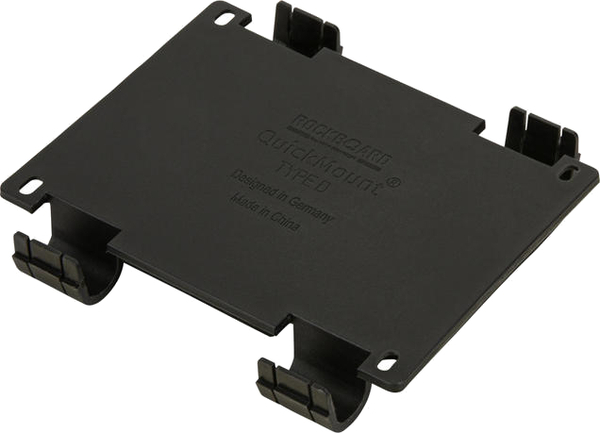 RockBoard QuickMount Type D Pedal Mounting Plate For Large Horizontal Pedals Pribor za Pedalboard