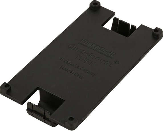 RockBoard QuickMount Type E Pedal Mounting Plate For Standard Boss Pedals Pribor za Pedalboard