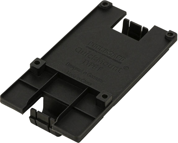 RockBoard QuickMount Type F Pedal Mounting Plate For Std Ibanez TS/Maxon Pedal Pribor za Pedalboard